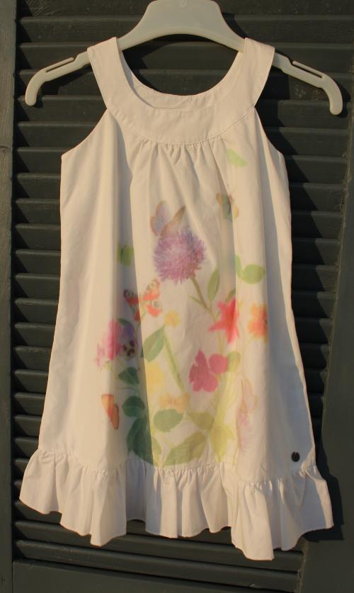 Kleid Bondi 2