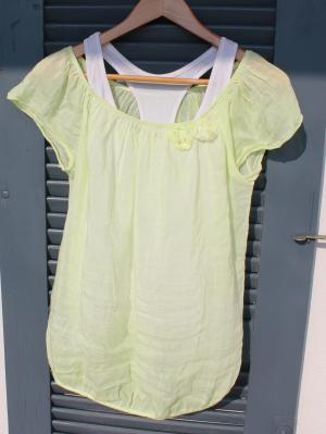 Shirt neongelb