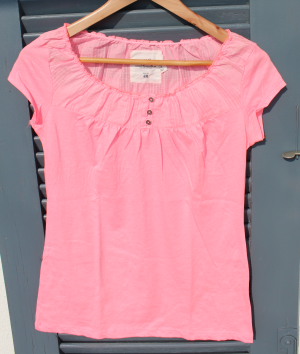 Shirt neonpink