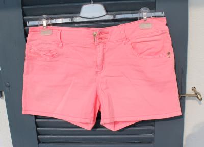 Shorts neonpink